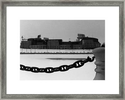 Still Standing Framed Print by Kenneth Krolikowski