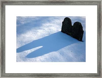 Still Together... Framed Print by Lisa Elizabeth