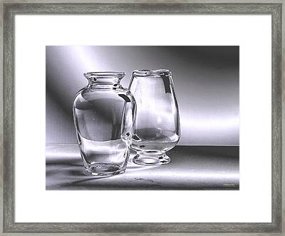 Still Waters 52821 Framed Print by Brian Gryphon