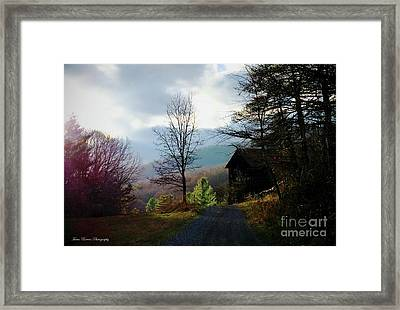 Still Winter Framed Print
