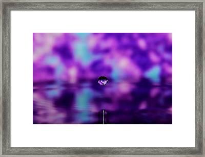 Stillness Framed Print