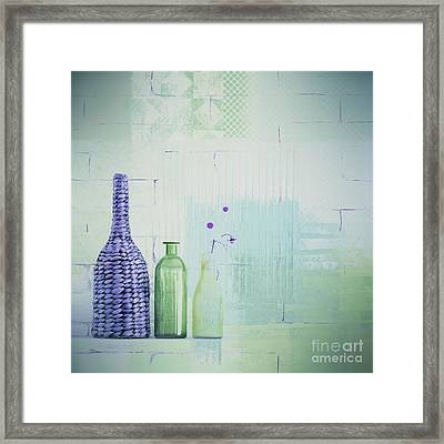 Stillus Liffus 06s Framed Print by Variance Collections