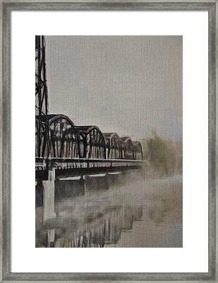 Stillwater Framed Print