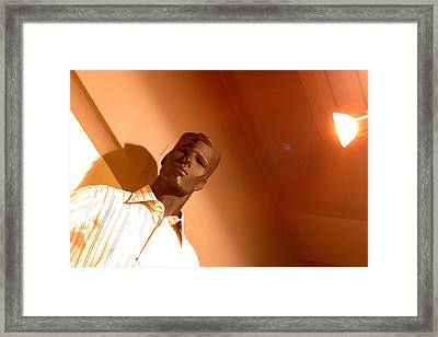Stilted Framed Print by Jez C Self