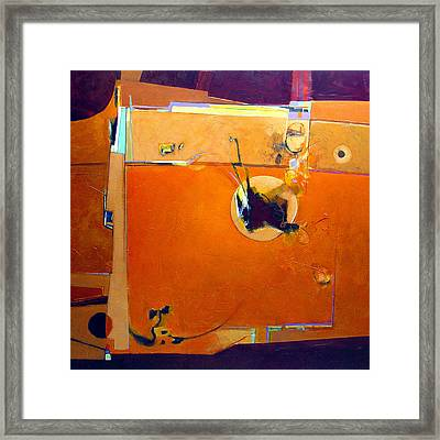 Stimulus Framed Print by Dale  Witherow