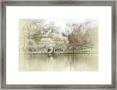 St. James Park London Framed Print