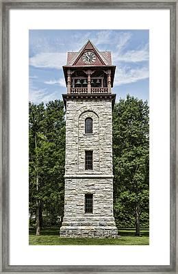 Stockbridge Childrens Memorial Framed Print