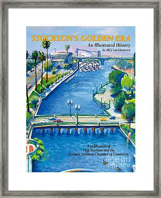 Stockton S Golden Era Framed Print