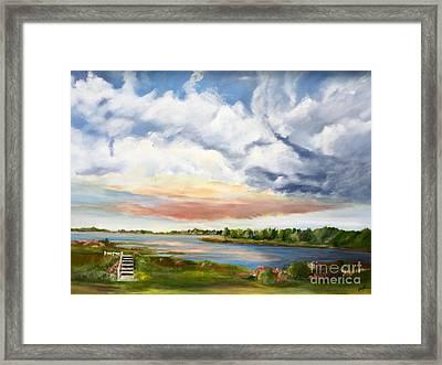 Stoker's  Swift Creek Framed Print