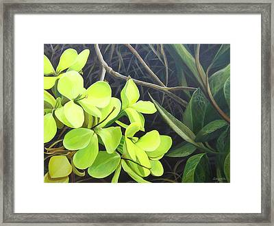 Stolen Moments Framed Print by Hunter Jay