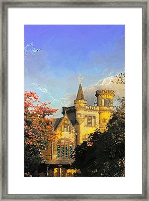 Stollmeyer Framed Print by Francis   Chu Foon