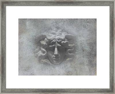 Stone Cold Heart Framed Print by Daniel Hagerman