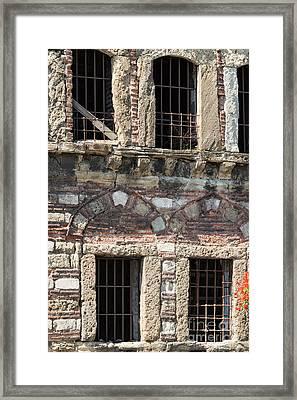 Stone Mason Needed Framed Print