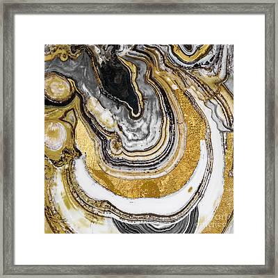 Stone Prose Framed Print by Mindy Sommers