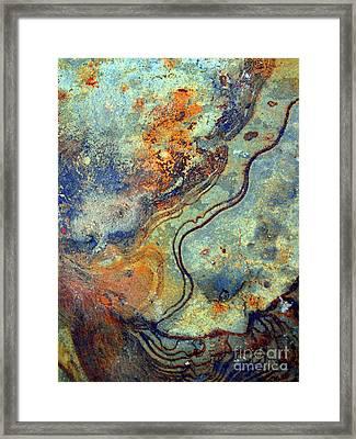 Stone Worlds Framed Print by Tara Turner