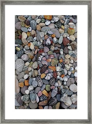 Stonebeach Framed Print