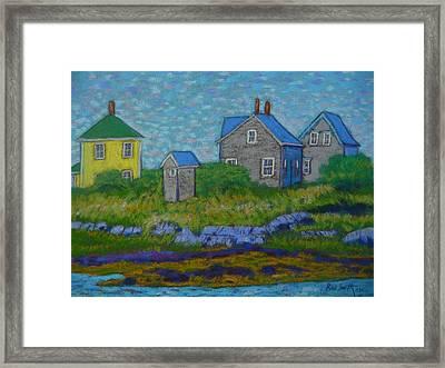 Stonehurst Framed Print