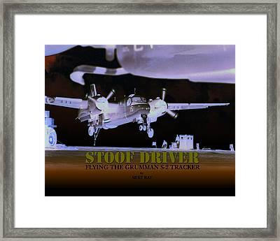 Stoofdriver Cover Framed Print