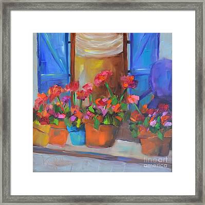 Front Row View Framed Print by Lynn Rattray
