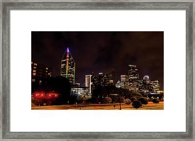 Stoplight Framed Print
