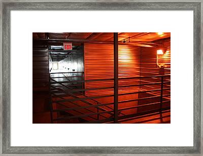 Storage 3 Framed Print