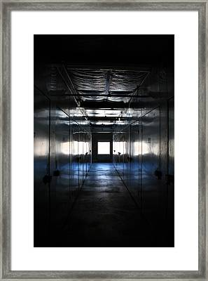 Storage 4 Framed Print