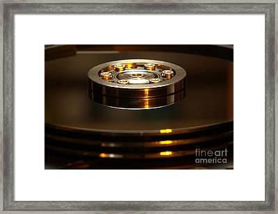 Storage Framed Print by Olivier Le Queinec
