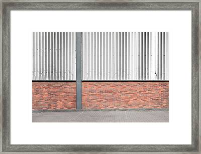 Store Exterior Framed Print by Tom Gowanlock