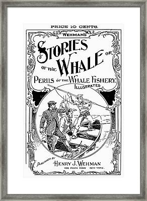Stories Of The Whale Framed Print by Granger