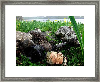 Storm Casualty Framed Print