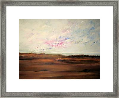 Storm Catcher Framed Print by Marcia Crispino