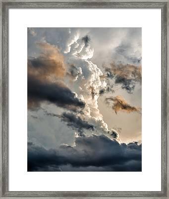 Storm Cloud Framed Print by James Barber