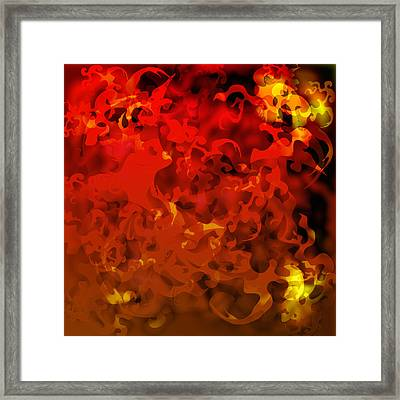 Storm Dreams Framed Print by Grant  Wilson