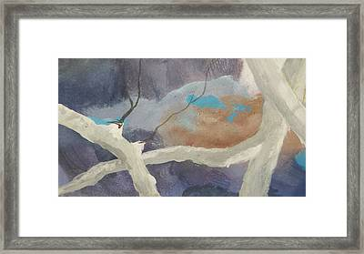 Storm Px1 Framed Print by Michael Dillon