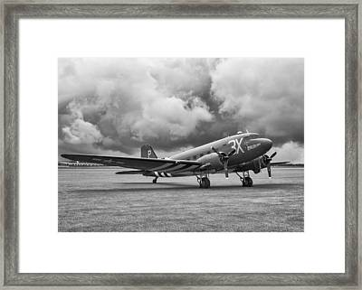 Storm Rider Framed Print by Jonathan Wintle