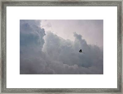 Storm Rover Framed Print by JAMART Photography