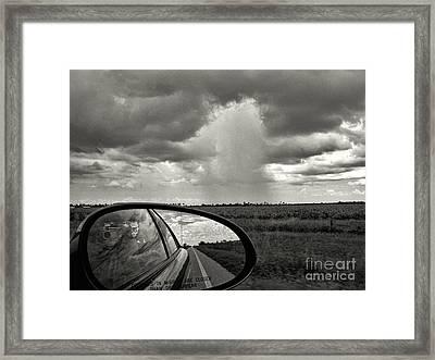Stormfront Framed Print by Jeff Breiman