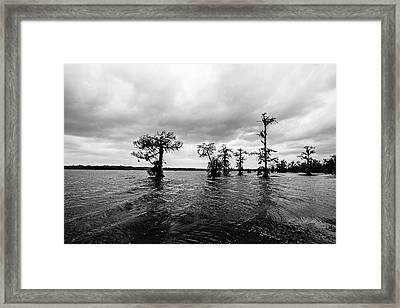 Stormy Afternoon Framed Print by Scott Pellegrin