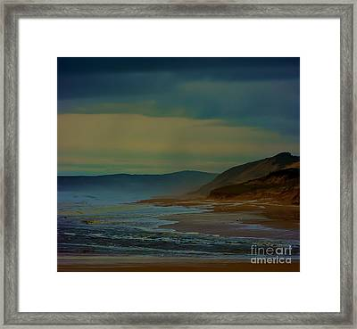 Stormy Morning Framed Print by Blair Stuart