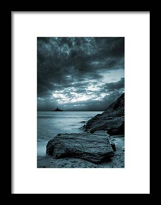 Cornish Framed Prints