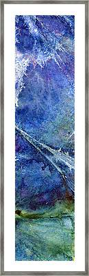 Stormy Sea 2 Framed Print by Darren Leighton