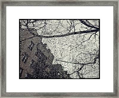 Stormy Weather Framed Print by Sarah Loft