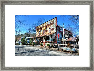 Story Time In Indiana Framed Print by Tri State Art