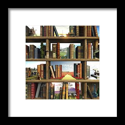 Imaginative Framed Prints