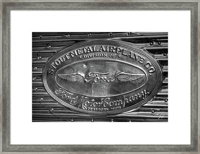 Stout And Ford Framed Print