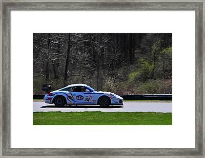 Stp 74 Framed Print by Mike Martin