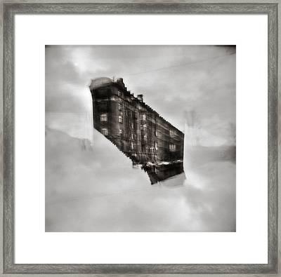 St.petersburg #0563 Framed Print by Andrey  Godyaykin