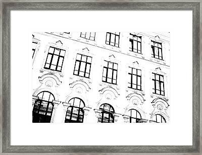 St.petersburg  #7804 Framed Print by Andrey Godyaykin