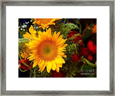 Framed Print featuring the photograph Straight No Chaser by RC DeWinter