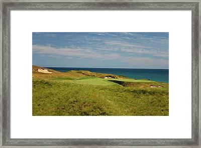 Straits No. 6 Framed Print